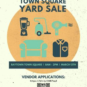 Photo of Town Square Yard Sale