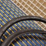 Lot 256: Set of Black Insulated Jumper Cables