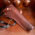 "Holster for 8"" S&W 38"