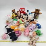 TINY STUFFED ANIMAL BUNDLE