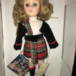Effenbee Doll - Scotland