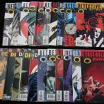 Detective Comics Lot containing 22 issues. (2000,DC)  9.0 VF/NM