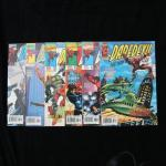 Daredevil Lot containing 5 issues. (1997,Marvel)  9.0 VF/NM