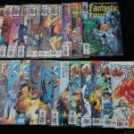 Fantastic Four Lot containing 23 issues. (1998,Marvel)  9.0 VF/NM
