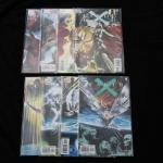 Earth X Lot containing 8 issues. (1999,Marvel)  9.0 VF/NM