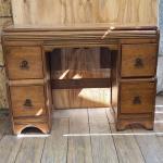 Vintage sewing desk (no machine inside)