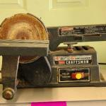 """Craftsman 113226424 4"""" belt/6"""" disc sander"""