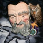 Doulton & Co Limited Merlin Toby Mug