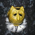 Owl Tea Light Candle Cover