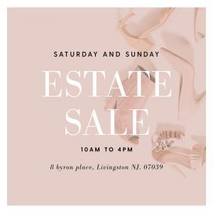 Photo of Vintage Estate Sale