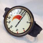 Vintage Scubapro Depth Guage