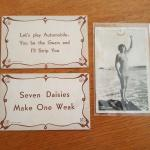 Bathing Beauty Card & Wise Cracks
