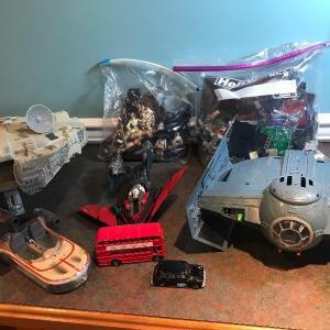 Photo of Lot 2:  Star Wars