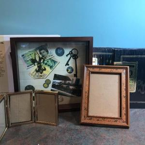 Photo of Lot 199:  Shadow Boxes and More