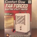 Comfort Glow Milkhouse portable heater EUH352