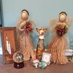 Lot 177: Christmas Angels