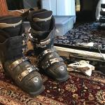 Lot.   Ski Equipment