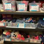 Children clothing bulk