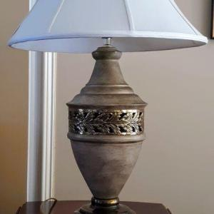 Photo of Lot 195: Table lamp