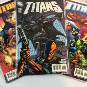 Photo of DC Comics - Titans - 2008