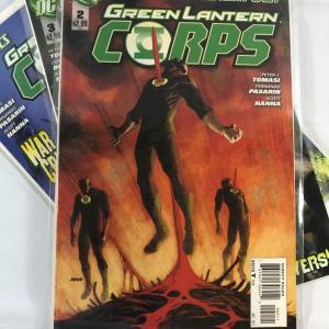 Photo of DC Comics - The New 52! - Green Lantern Corps