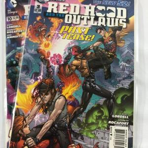 Photo of DC Comics - The New 52! - Red Hood & the Outlaws