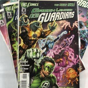 Photo of DC Comics - The New 52! - Green Lantern New Guardians