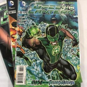Photo of DC Comics - The New 52! - Green Lantern