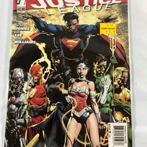 Photo of DC Comics - The New 52! - David Finch Variant - Justice League
