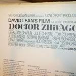 """"""" Doctor Zhivago album music"""", David Leans.."""