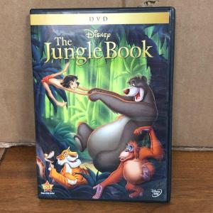 Photo of Disney's The Jungle Book Animation DVD