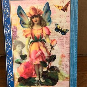 Photo of Flower Fairy Decorative Box