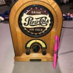 Pepsi Cola Jukebox FM AM Radio - Collectors Series (item #128)
