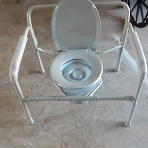 Photo of Bedside commode