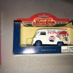 1959 Morris LD 150 Van Pepsi-Cola Die Cast Model Made in England - New In Box (i
