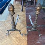 Antique Andirons