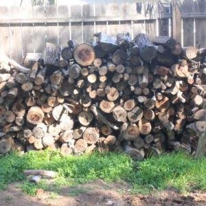 Photo of Lot 181 Fire Wood Pile #2