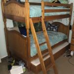 Bunkbed with trundle