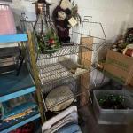 Vintage Storage Rack #3
