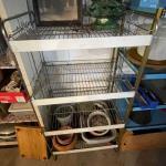 Vintage Storage Rack #2