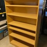 Wood Book Shelf