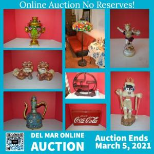 Photo of AUCTION GRAPHICS NOT FOR SALE