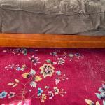 Asian Art Deco rug