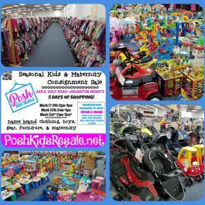 Photo of Posh Kids All Season Mega Spring Sale
