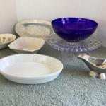 316 Assorted Serving Pieces