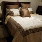 Bedroom Set Collection - Queen Size Memory Foam Mattress included