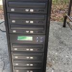 NEC DVD CD Duplicator Replicator copier