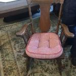 14?? = Vintage Rocking Chair