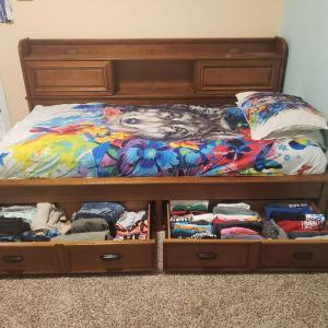 Photo of Moving Sale: furniture, weights, clothes & more