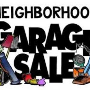 Photo of Annual Encino Park Neighborhood Garage Sale
